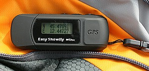 GPS Daten logger