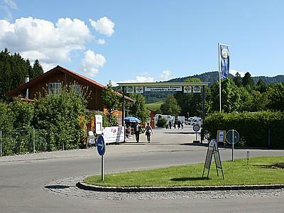Wohnmobilstellplatz Füssen - Campers Stop