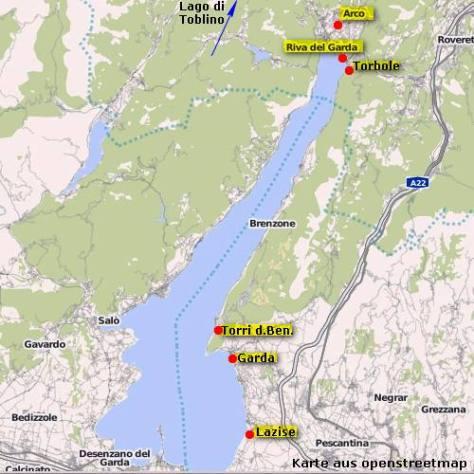 MAP Gardasee