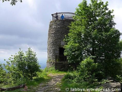 Aussichtsturm Hirschenstein