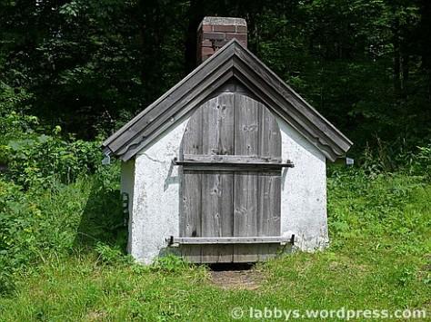 altes Backhaus