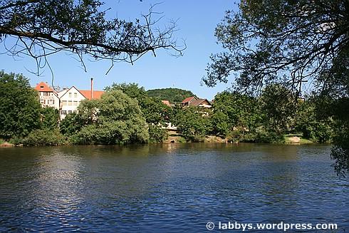 Wertheim am Mainufer