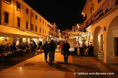 Gardasee - Weinfest Bardolino