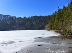 Schwarzer See (Černé jezero)
