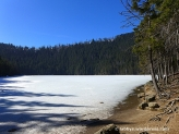 Teufelssee (Certovó jezero)
