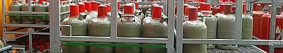 Gasflaschen füllen oder tauschen in Italien