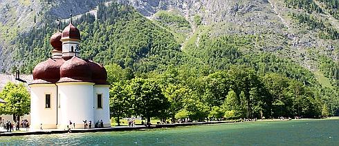 Langes Wochenende im Berchtesgadener Land und Königssee