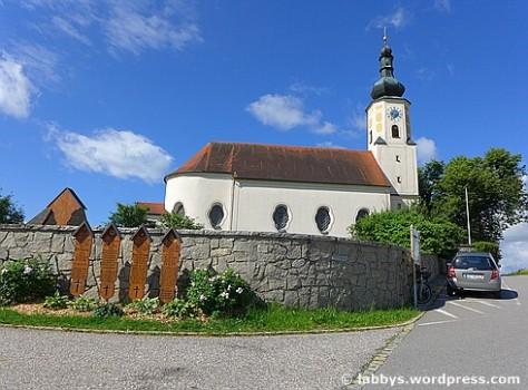 Wallfahrtskirche Weissenregen