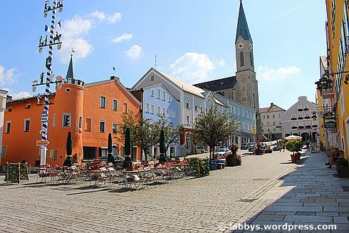 Waldkirchen und die Saußbachklamm