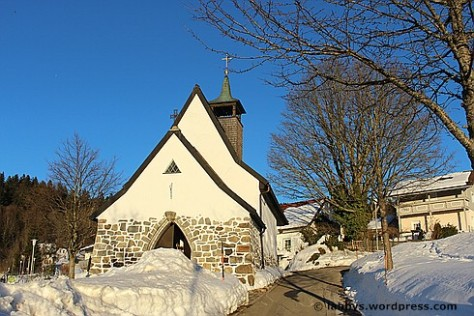 Kapelle in Waldhäuser