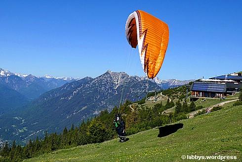Wanderwochenende in Garmisch Partenkirchen