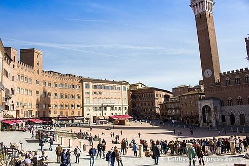 Italienreise: Siena – Fortsetzung 3