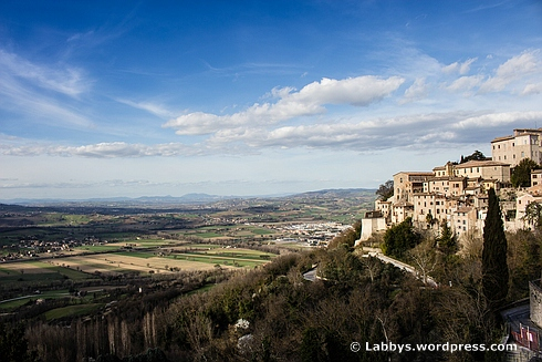 Italienreise: weiter in Umbriens Süden – Fortsetz. 7