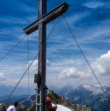 Wanderwoche im Karwendelgebiet
