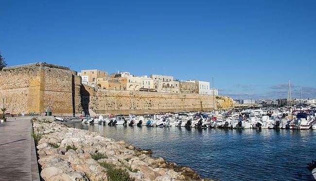 weiter zu Italiens Süden – Teil 8  Otranto