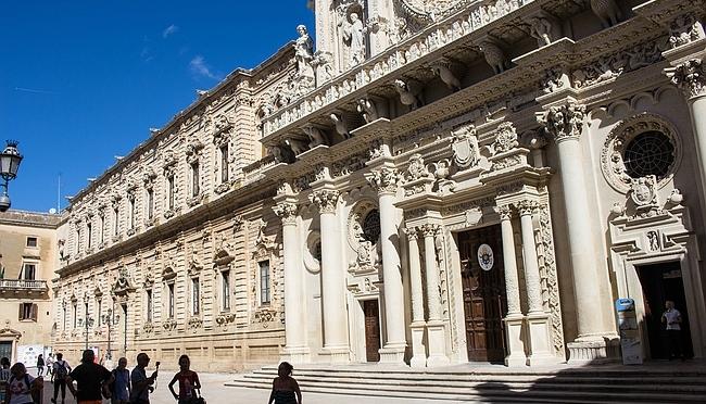 weiter zu Italiens Süden – Teil 9  Lecce