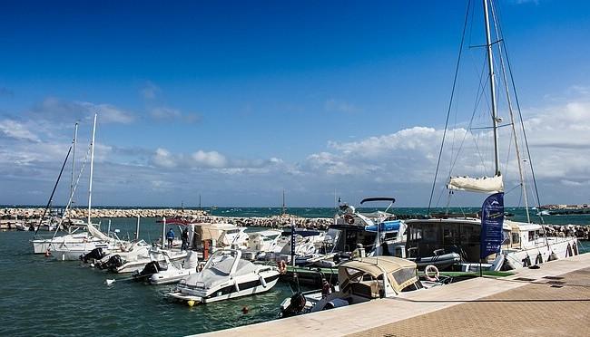 weiter in Italiens Süden – Teil 13  Marina Lesina