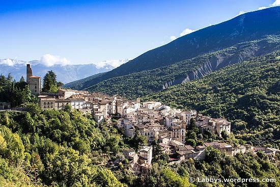 weiter Italiens Süden – Teil 15 Abruzzen
