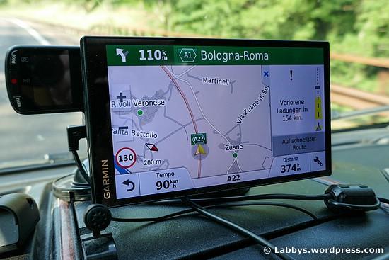 Sind mobile Navigationsgeräte bald Elektroschrott ?