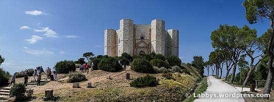 weiter zu Italiens Süden – Teil 4 Castel del Monte