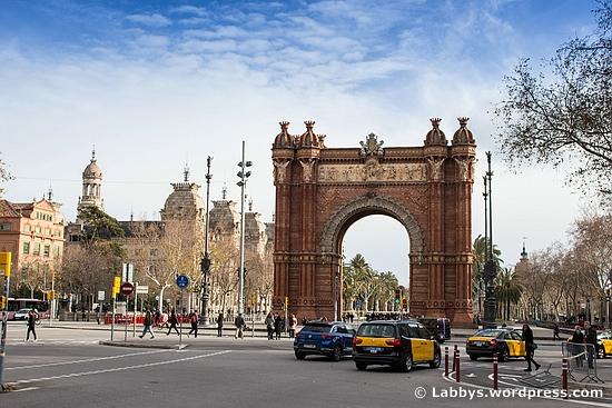 Wintertour über Norditalien und Frankreich nach Spanien